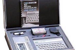 #чтиво | Timex Sinclair 1500. Дешевле не бывало. Компьютер из чемоданчика