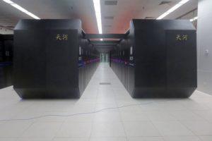 В Китае создан самый мощный суперкомпьютер в мире