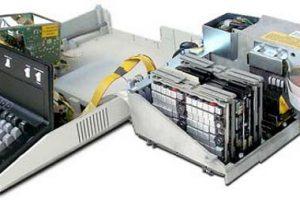 Офисный труженик. IBM Portable PC 5110