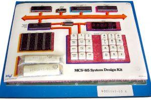#чтиво | Ценен каждый байт. Intel MCS-85