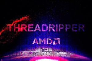 Компания AMD представила 16-ядерный процессор Ryzen Threadripper