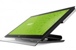 Acer объявила цены на свои моноблоки Aspire 5600U и 7600U