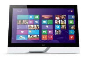 Acer выпустила тройку мониторов с большим разрешением