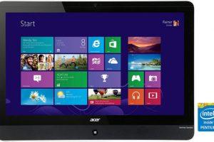 Acer выпустила 21,5-дюймовый моноблок с батареей