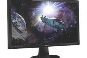 #CES | Игровой монитор BenQ со скоростью отклика 1 мс