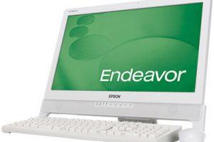 Epson запустила в продажу моноблок Endeavor PU100S
