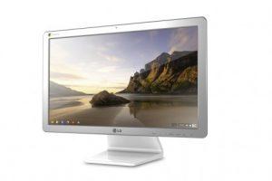LG анонсировала 21,5-дюймовый моноблок на базе Chrome OS
