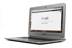 Google выпустит сенсорные хромбуки