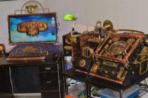Компьютерный моддинг в стиле BioShock Infinite