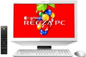 Toshiba представила моноблок dynabook REGZA PC D732/V9G