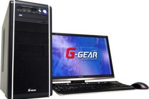 Tsukumo выпустила игровую станцию G-Gear GA7J-E43 / E