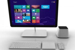 Vizio представила свои новинки на базе Windows 8