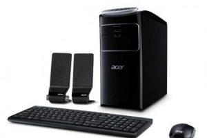 Acer анонсировала компактные десктопы ME и XC