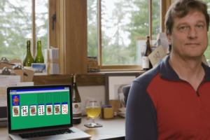 Как появился легендарный пасьянс «Косынка» для Windows?