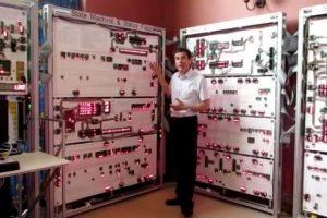 Учёный из Стэнфорда собрал 10-метровый макропроцессор