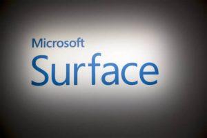 В октябре Microsoft выпустит новый планшет