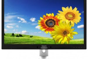 Philips выпустила интеллектуальный  27″ AMVA-дисплей